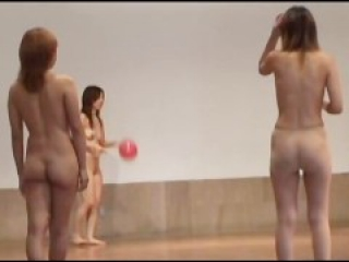 avmost.com - Naked Japanese chick gets pounded hard after a ball game