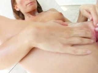 Lesbian fisting and squirting a lot