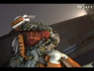 Tai Lung Fucks Master Tigress!