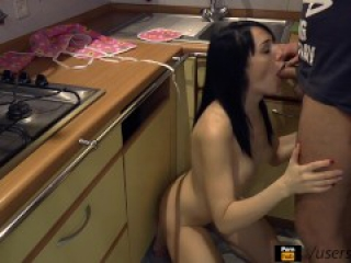 Homemade Housewives Creampie
