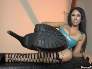 Mistress Tangent - Stinky Callused Soles for You #1
