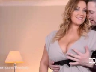 Horny Houswife fucks the daylights out of husband