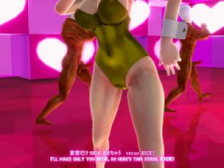MMD R-18 Gumi and Rin LUVORATORRRRRY! Sex Ahegao Dance