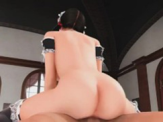 Super Naughty Maid 2 (3D Hentai)