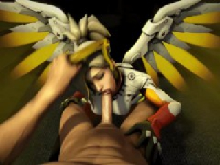 """""""Handclap"""" - An Overwatch HMV ft. Mercy [Revised Edition]"""